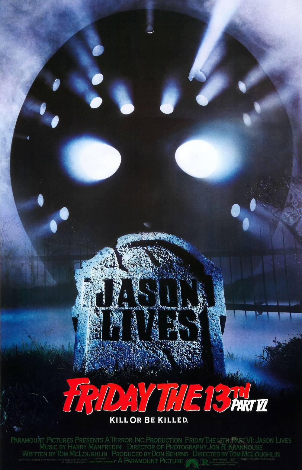 jason lives - Friday the 13th Part VI: Jason Lives - 30th Anniversary Interview with Director Tom McLoughlin