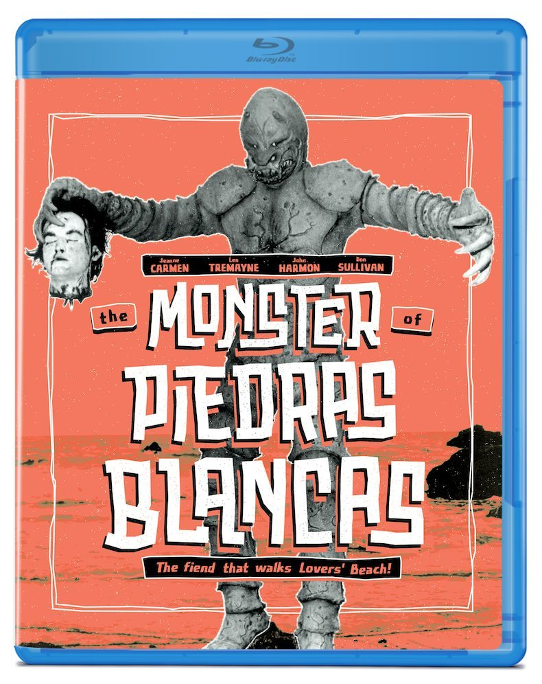 monster piedras blancas - The Monster of Piedras Blancas to Decapitate on Blu-ray and DVD with The Horrible Dr. Hichcock
