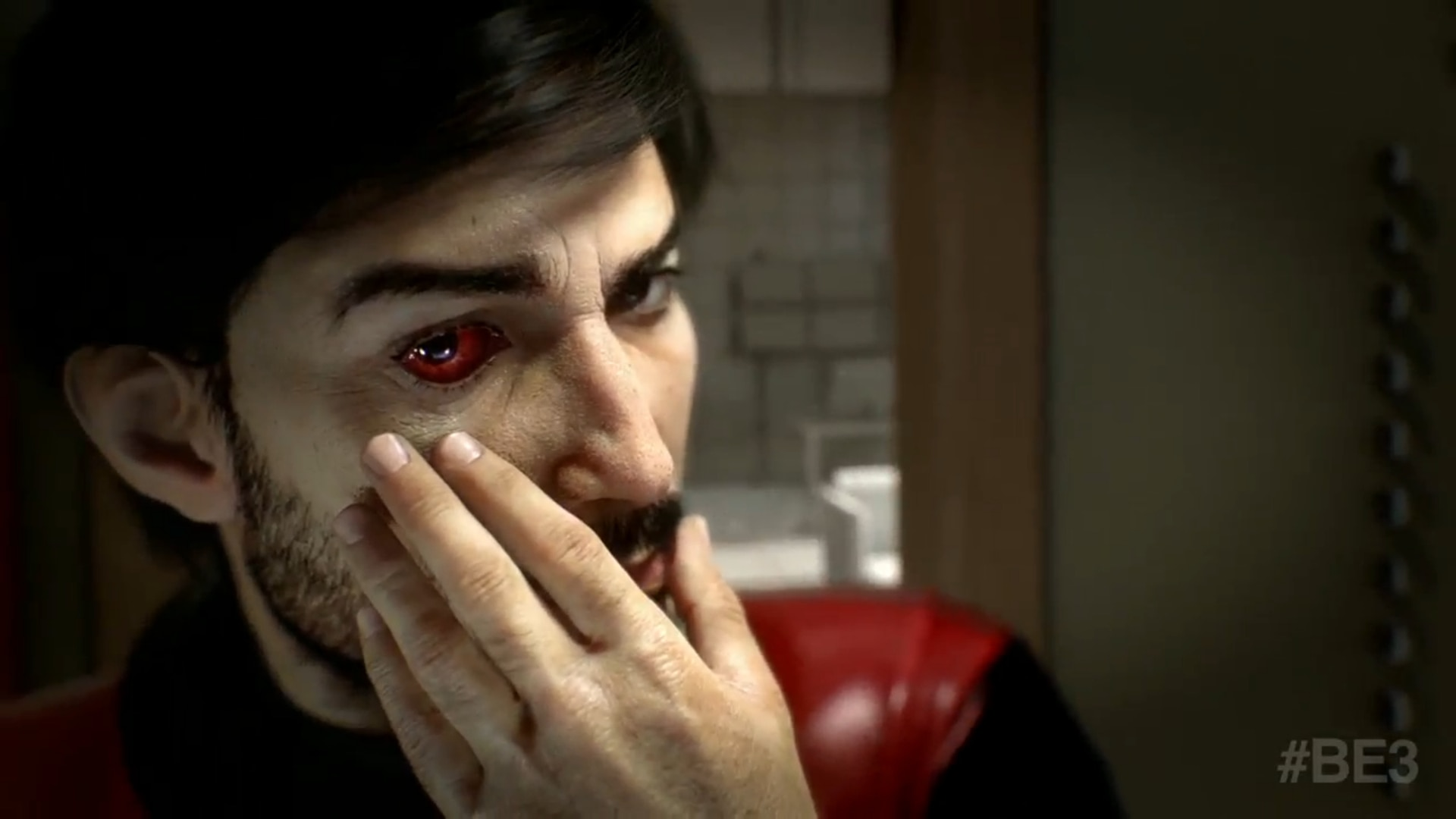 prey eye - E3 2016: Prey Is Alive! Reveal Trailer from the Bethesda Conference