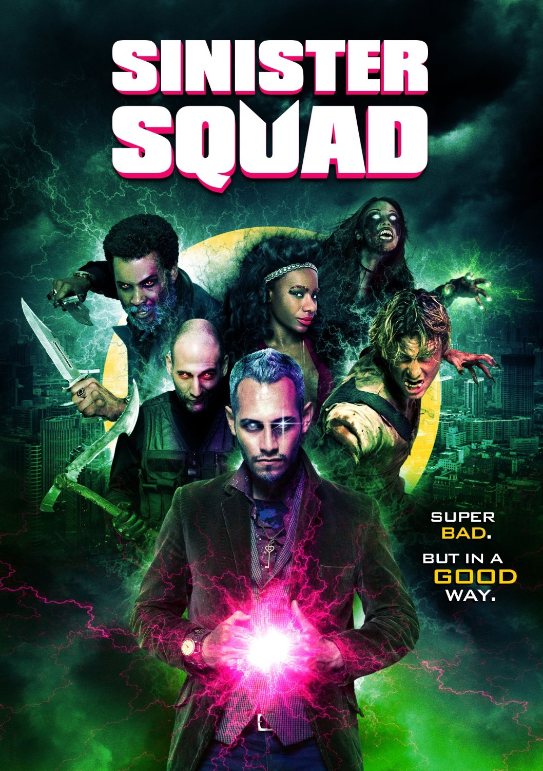 sinister squad - Will You Want to Commit Suicide After Watching the Trailer for The Asylum's Sinister Squad?
