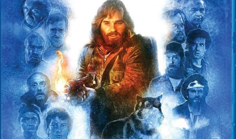 the thing scream factory - The Thing (Blu-ray)
