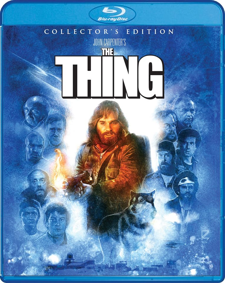 thing blu 1 - Scream Factory Details Definitive Blu-ray Release of The Thing