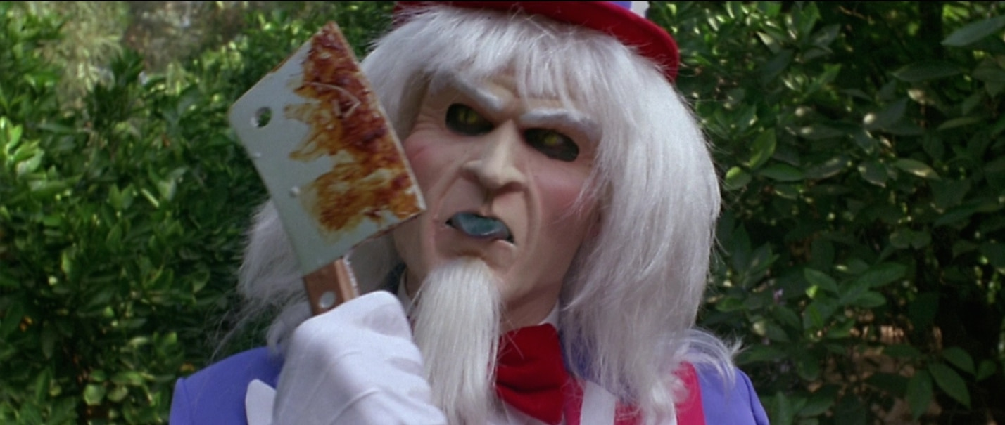 """uncle sam 1996 - Celebrate the 4th of July with Uncle Sam Actor David """"Shark"""" Fralick"""