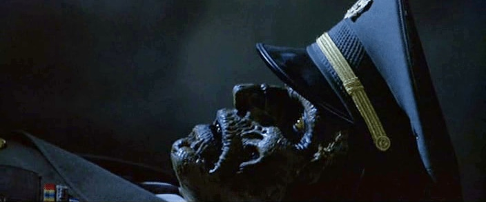 """uncle sam 1997 coffin2 - Celebrate the 4th of July with Uncle Sam Actor David """"Shark"""" Fralick"""