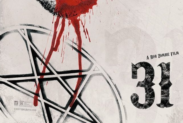 31 rob zombie - Rob Zombie's 31 - Malcolm McDowell Gets a Character Poster