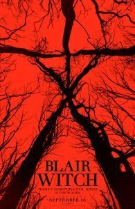 Blair Witch poster 195x300 - Blair Witch (2016)