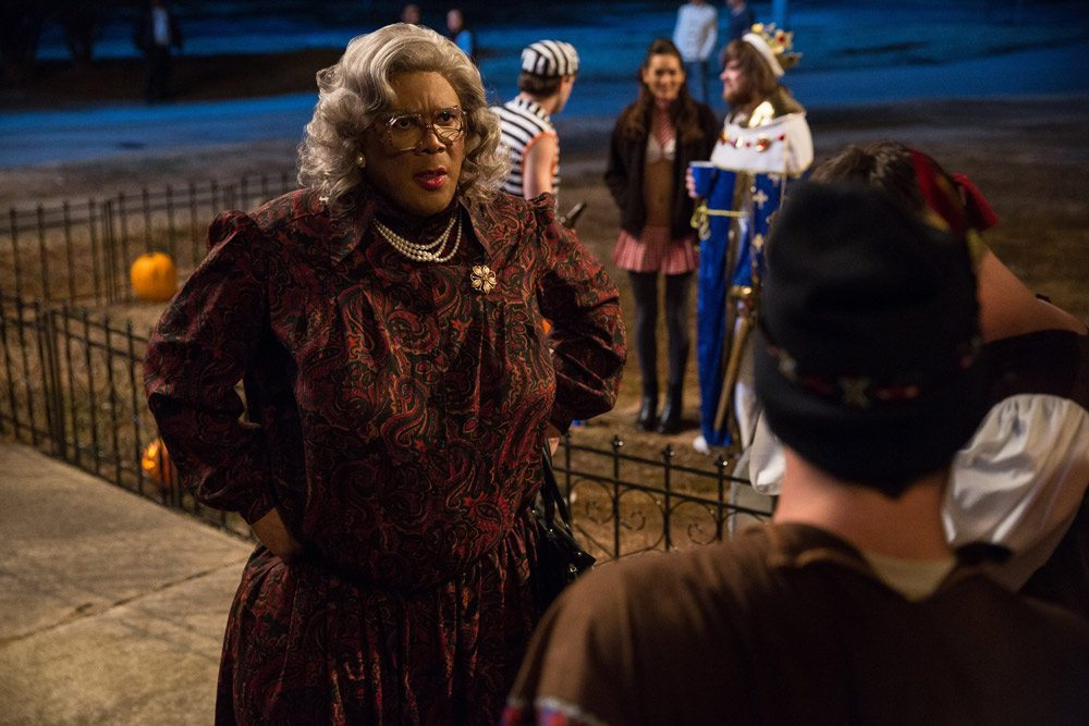 New Trailer for Boo! A Madea Halloween Will Makes Us All Scream ...