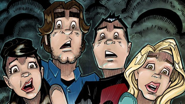 Holliston Comic