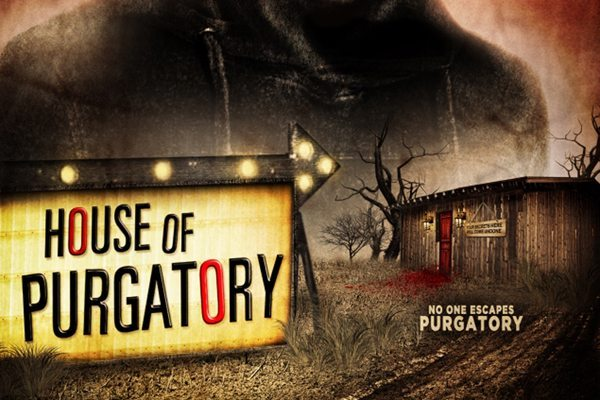 House of Purgatory poster s - Enter the House of Purgatory to See a New Trailer and Artwork
