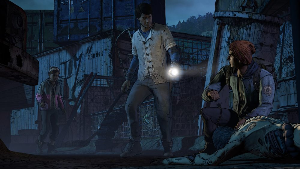 The Walking Dead Telltale Season 3