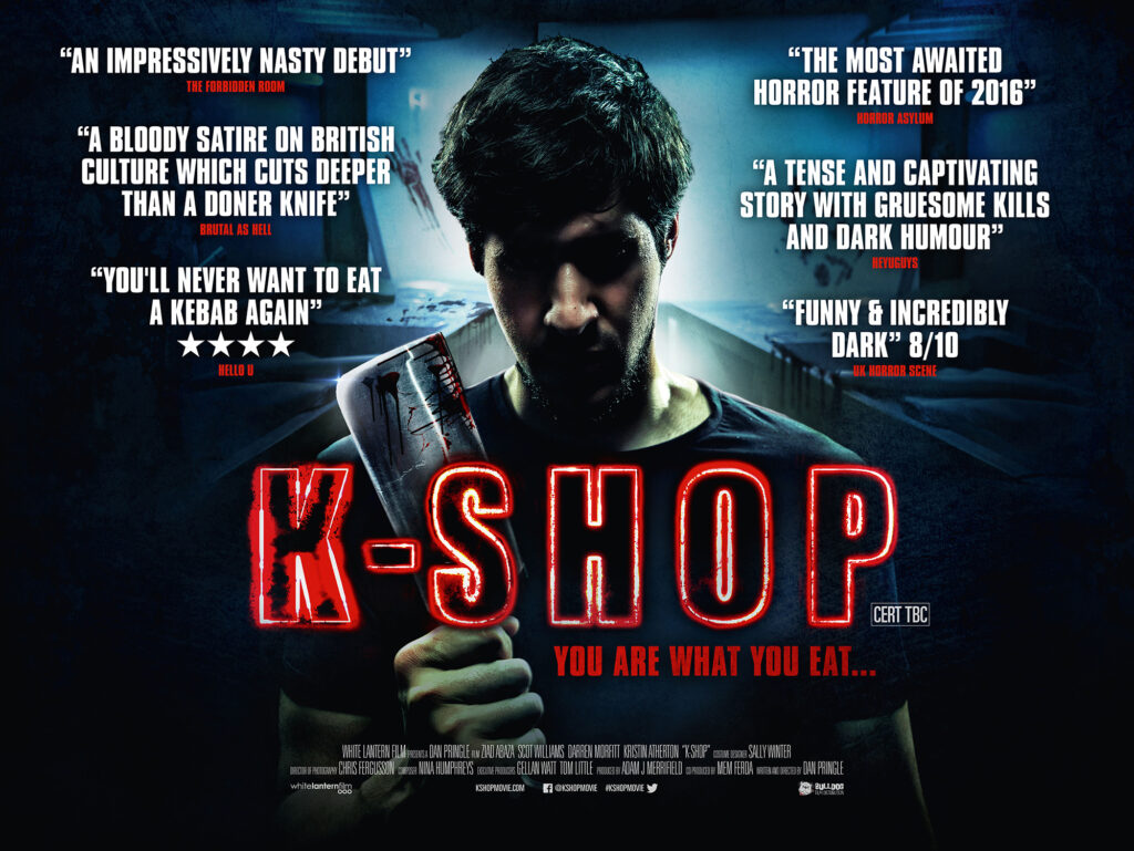 K-Shop UK Quad Poster