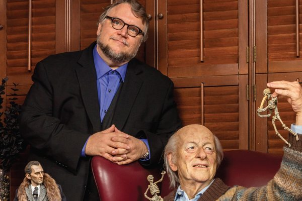 athomewithdeltoro - Take a Peek Inside Guillermo del Toro: At Home with Monsters