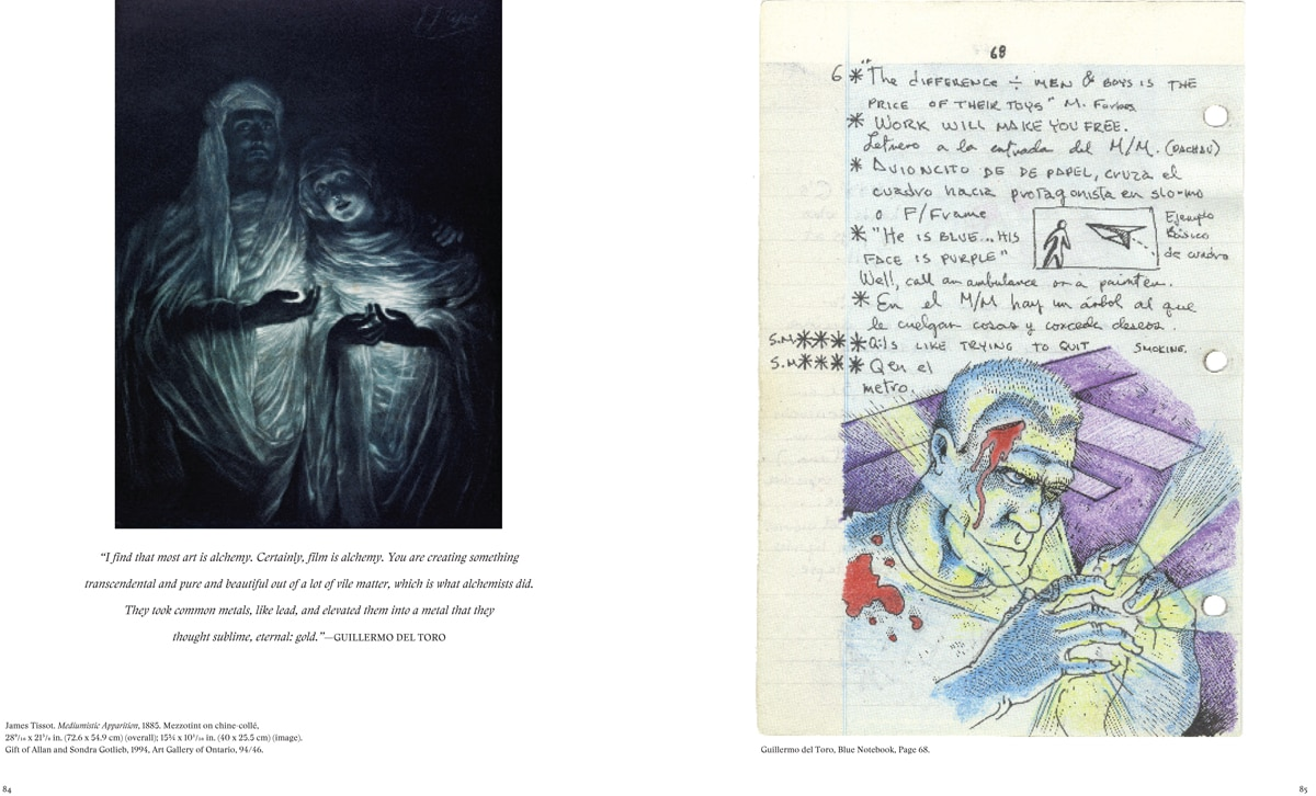 athomewithdeltoro1 - Take a Peek Inside Guillermo del Toro: At Home with Monsters