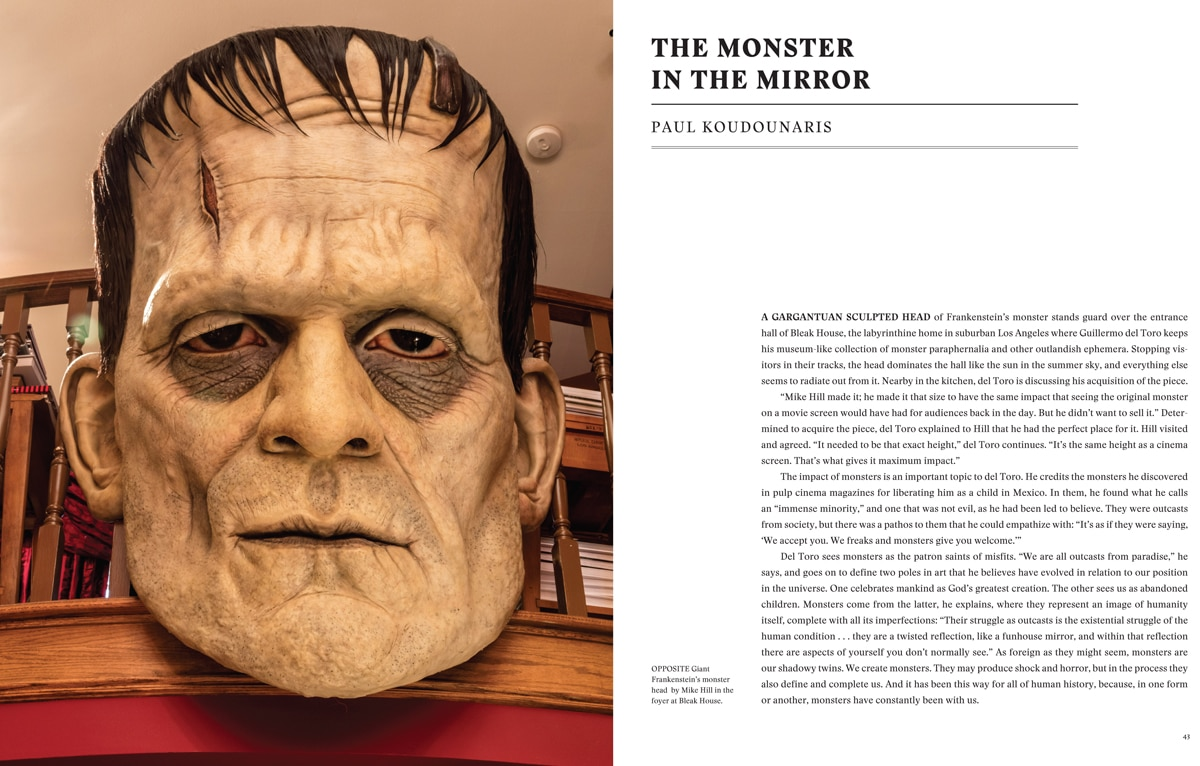 athomewithdeltoro4 - Take a Peek Inside Guillermo del Toro: At Home with Monsters