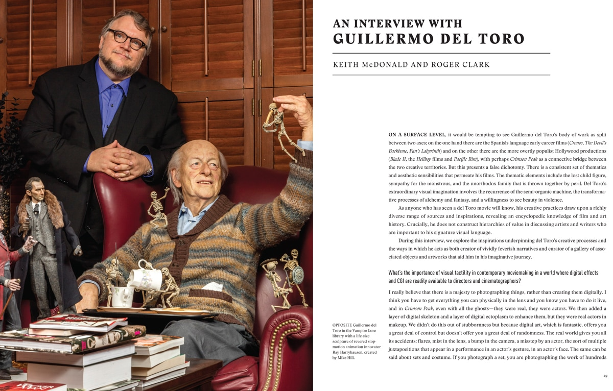 athomewithdeltoro5 - Take a Peek Inside Guillermo del Toro: At Home with Monsters