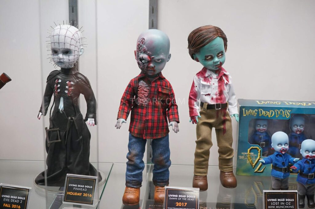 dawn of the dead toys