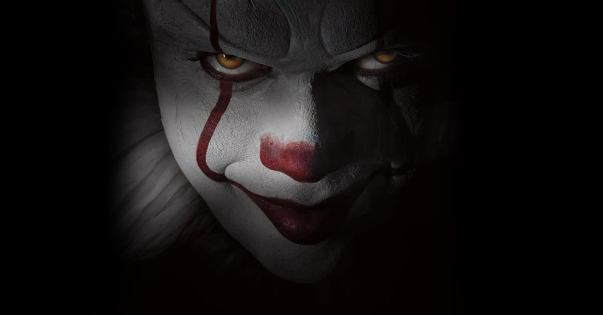 The New Pennywise First Look