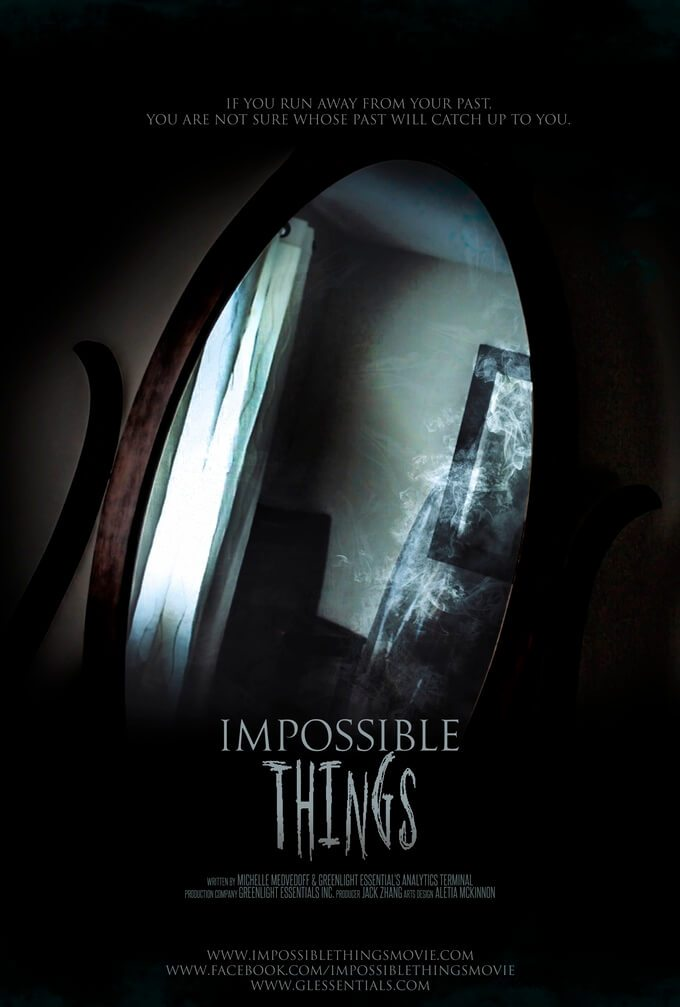 impossible things 1 - Impossible Things Is Horror Film Co-Written by a Machine