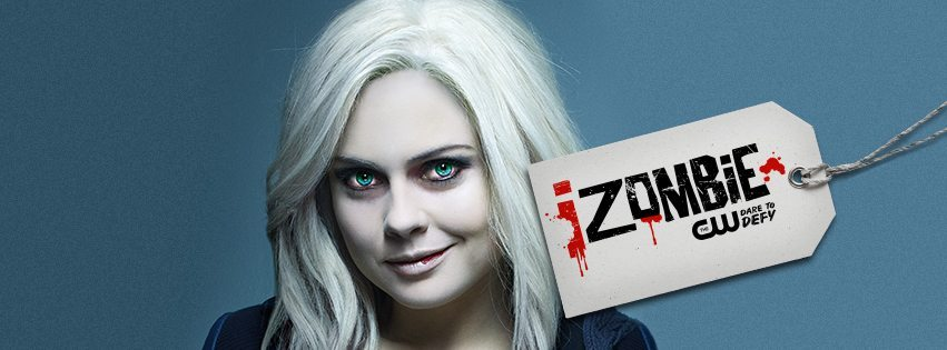 izombie genericbanner - #SDCC17: Prep for iZombie Season 4 with a Recap Video; See a Message from Robert Knepper