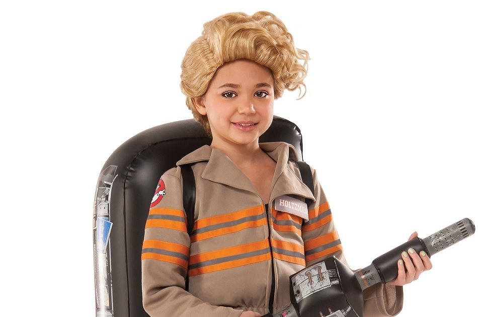 kate mckinnon halloween ghostbusters the official jillian holtzmann kids halloween costume will warm your
