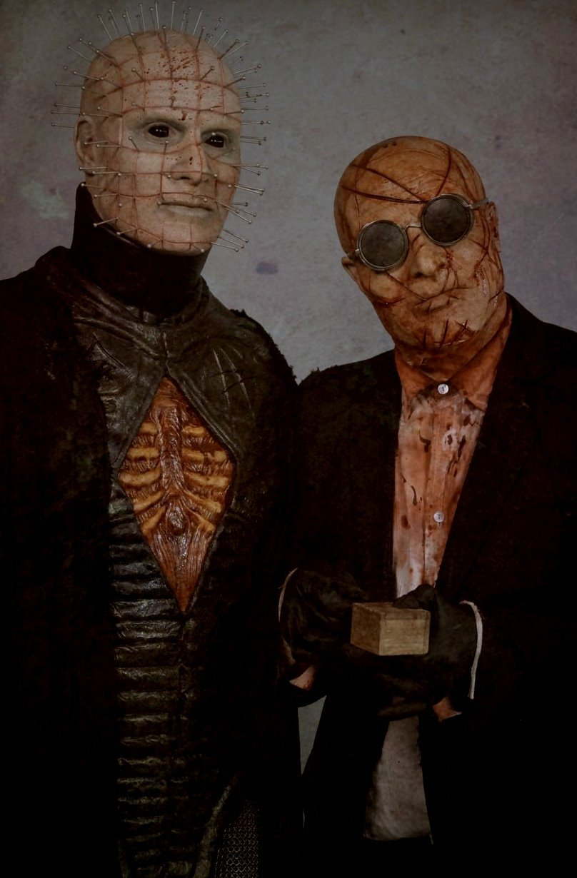 pinhead auditor - Editorial: Why Ingrate Fanboys Need to Let Go of Territorialism (and Why Hellraiser: Judgment Might Be Awesome)