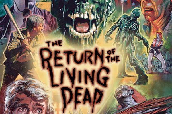rotld1 2 - Return of the Living Dead, The (Blu-ray)
