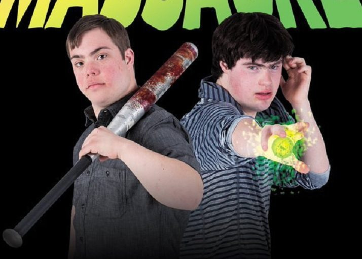 sam and mattie - Teenage Friends Unleash a Spring Break Zombie Massacre; Watch the Trailer!