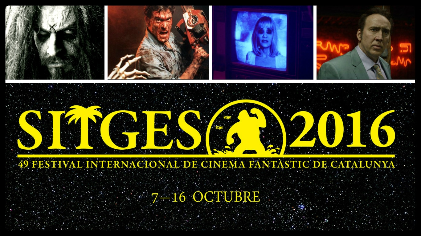 sitges collage - Sitges - International Fantastic Film Festival 2016 Full Lineup Announced