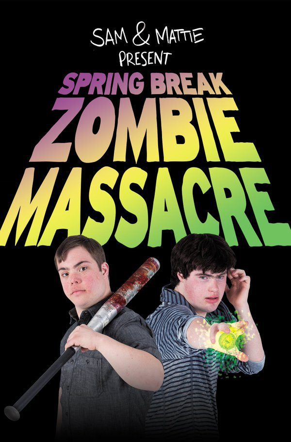 spring break zombie - Teenage Friends Unleash a Spring Break Zombie Massacre; Watch the Trailer!