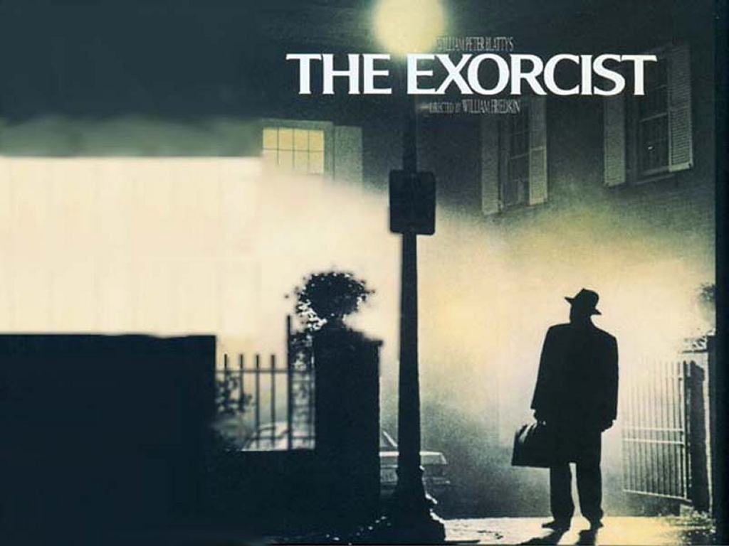 the exorcist movie poster - 10 of the Scariest Movies About the Devil; You Won't Believe Our #1 Pick!