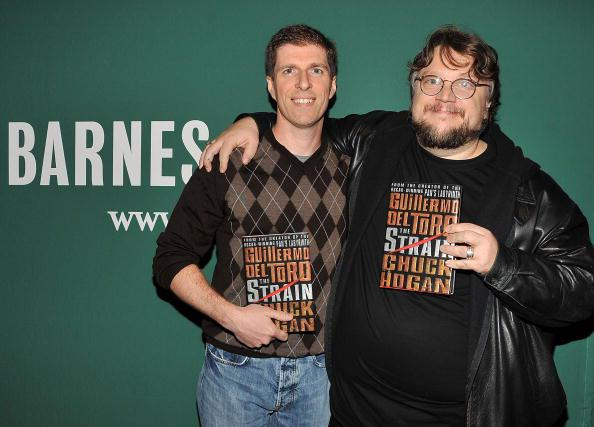 Chuck Hogan and Guillermo del Toro