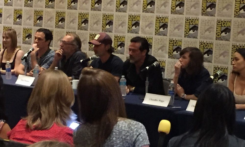 twd sdcc16 c - #SDCC16: Five Things We Learned About The Walking Dead Season 7