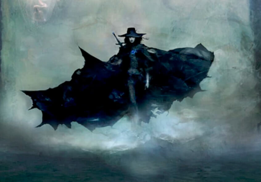 vampire hunter d comic 1 - Japanese Series Vampire Hunter D Getting an American Comic Adaptation
