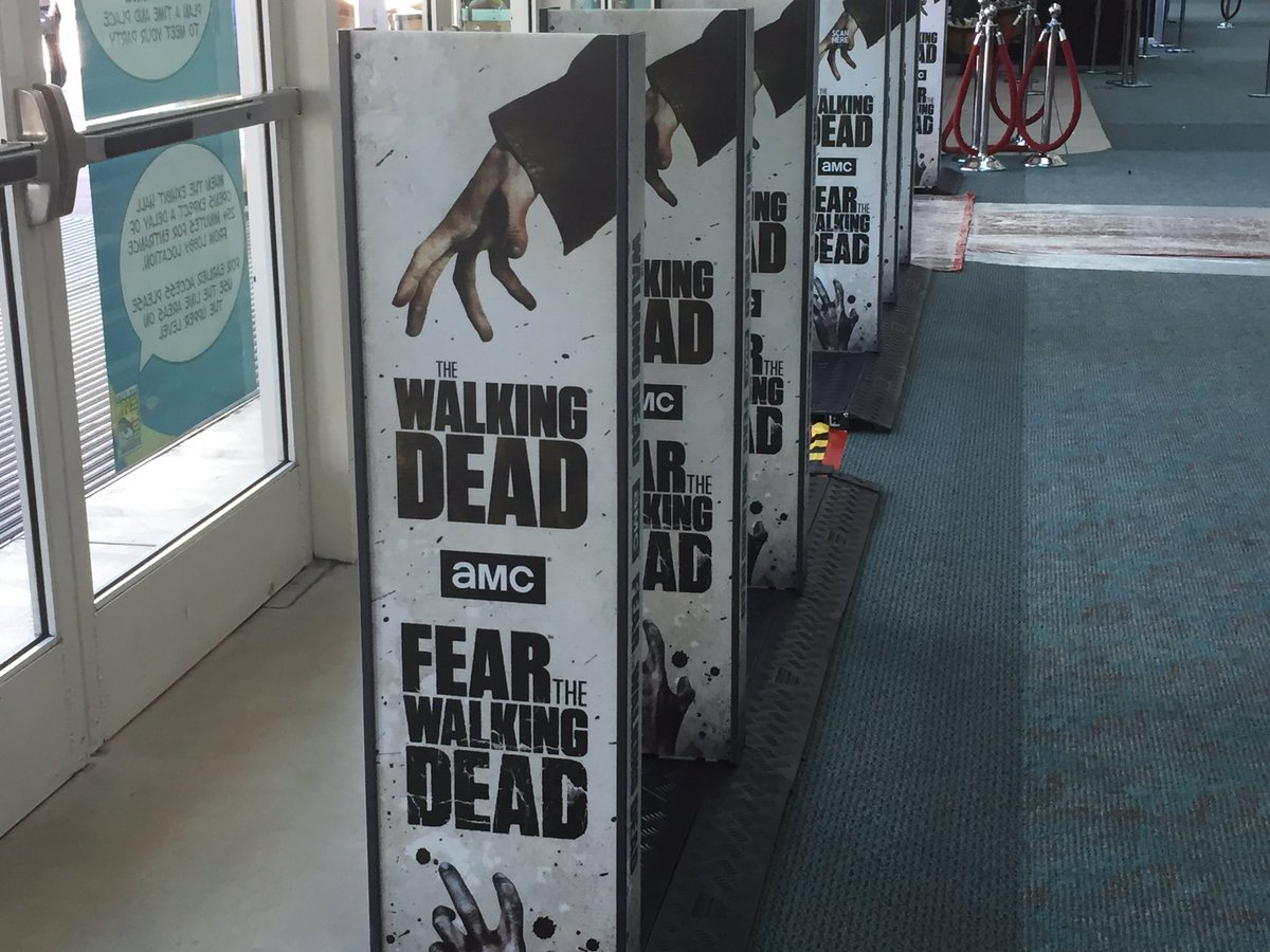 Walking Dead Comic Con