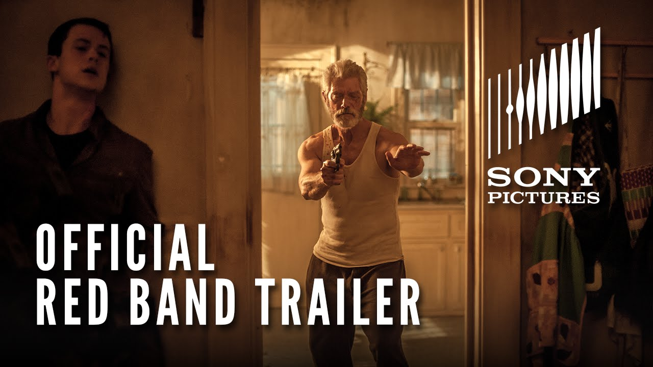 Red Band Don't Breathe Trailer Is REALLY F#cked Up! - Dread Central