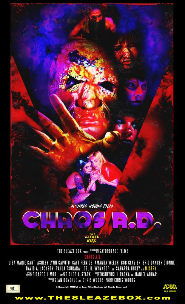 Chaos AD movie poster