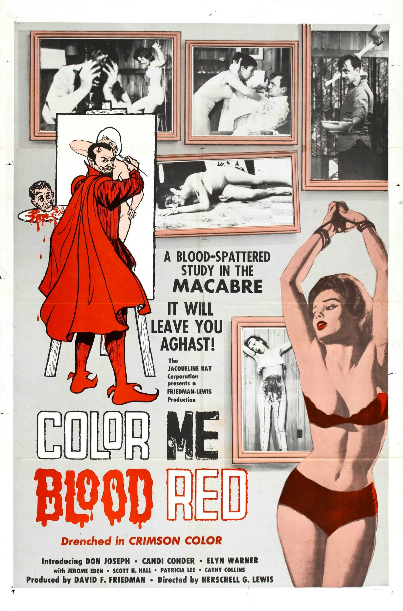 Color-Me-Blood-Red-Poster