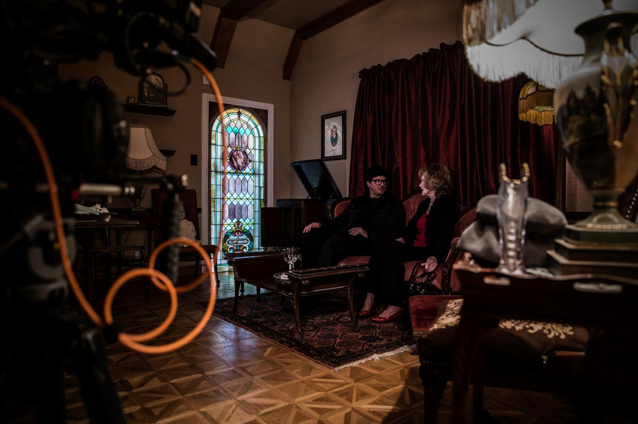 Ghost Adventures Goes Inside Zak Bagans Haunted Museum