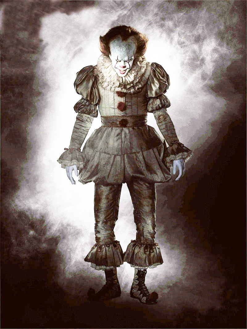 Pennywise It New