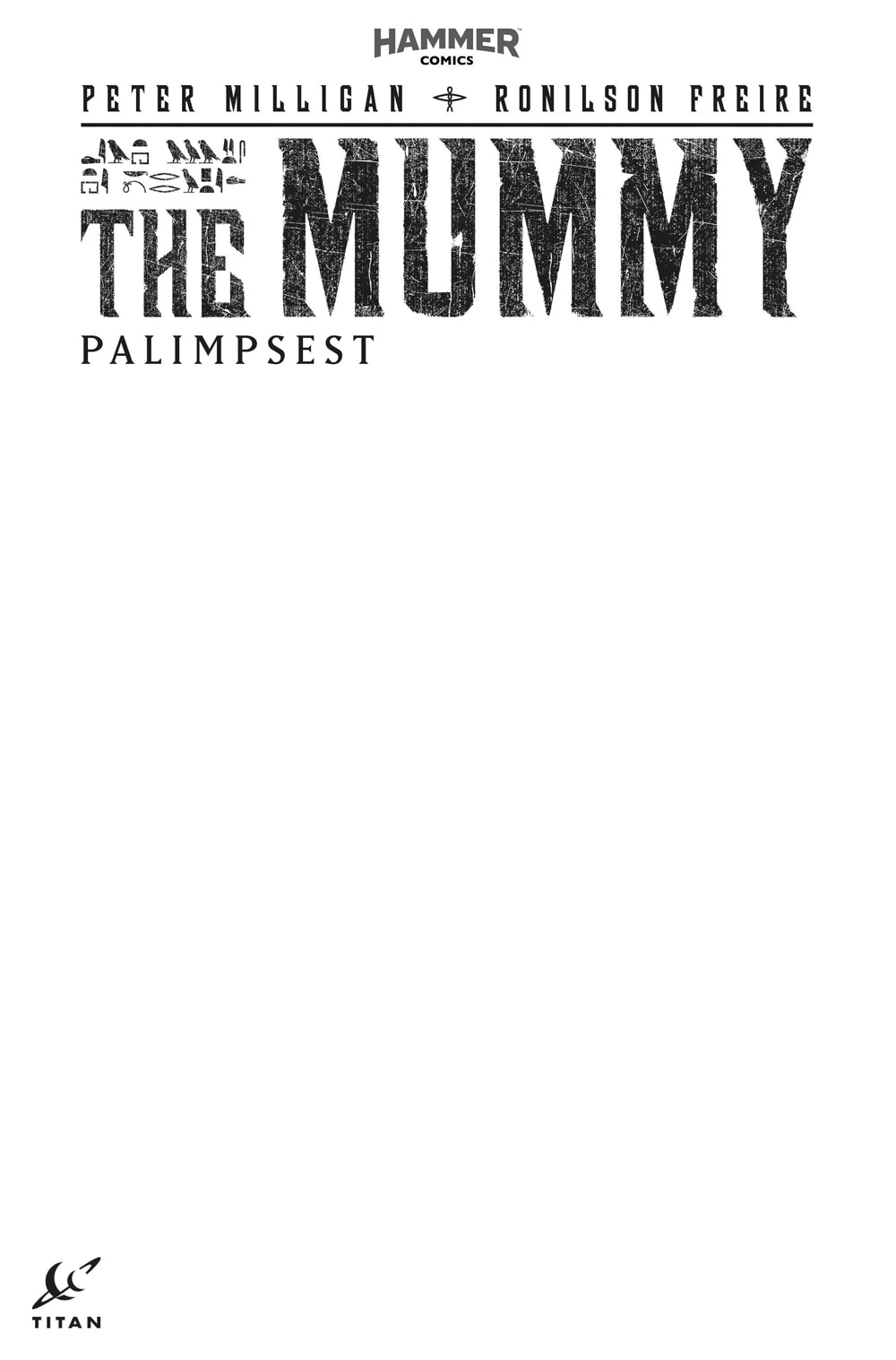 Mummy 1 Cover F - Exclusive Reveal: The Mummy Issue #1 Interior Pages and Variant Cover