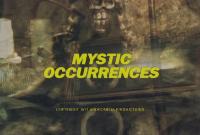 """Mystic Occurrences - Part of Phase 2 which would resurface in """"Curse of the Blair Witch."""""""