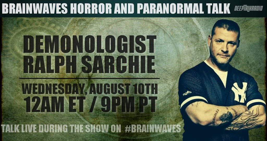 Brainwaves Ralph Sarchie