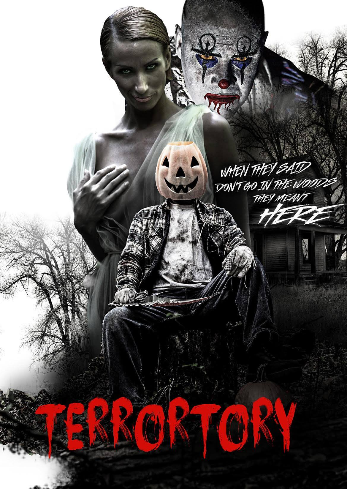 Terrortory psoter 1 - Venture into Unknown Terrortory with this Exclusive Poster Reveal