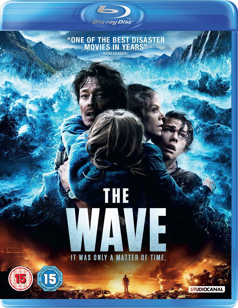 The Wave UK Blu-ray