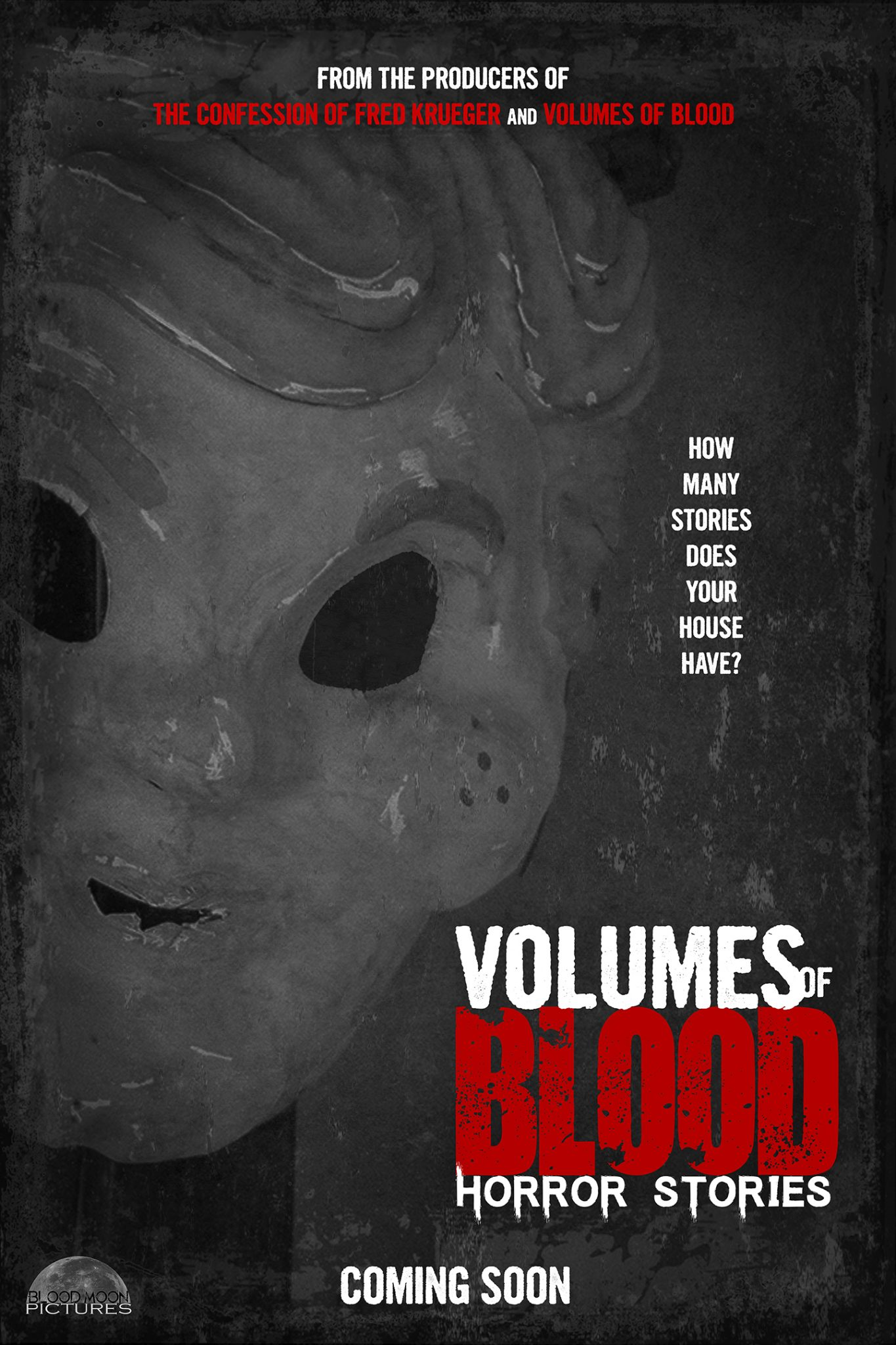 VOBHS Teaser Poster 6 Small - Volumes of Blood: Horror Stories Unleashes Three New Chilling Character Teaser Posters for the Anthology Sequel