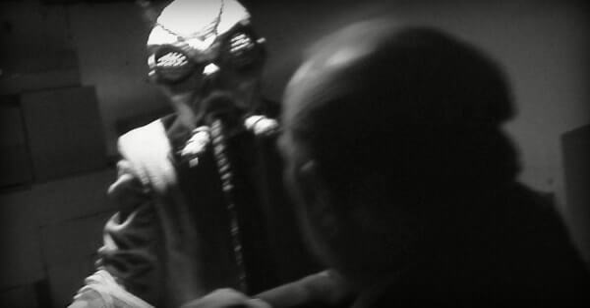WERESQUITO NAZI HUNTER monster 1 - Weresquito: Nazi Hunter Trailer Is Just as Corny as You Hoped