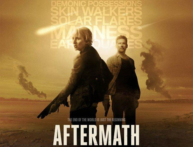 aftermath s - Aftermath Preview Video Prepares You for the End of the World