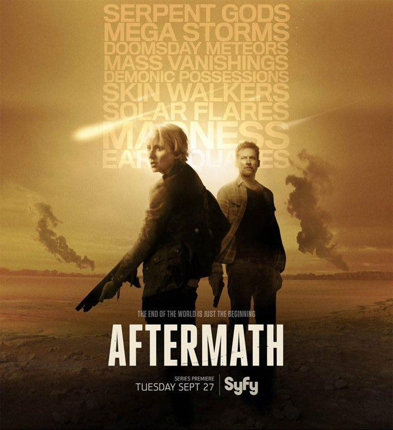 aftermath - Supernatural Creatures Rise in the Trailer for Syfy's Aftermath