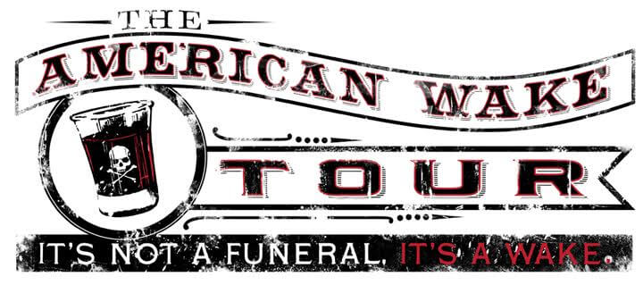 american murder song tour 1 - American Murder Song's The American Wake Tour Begins in October