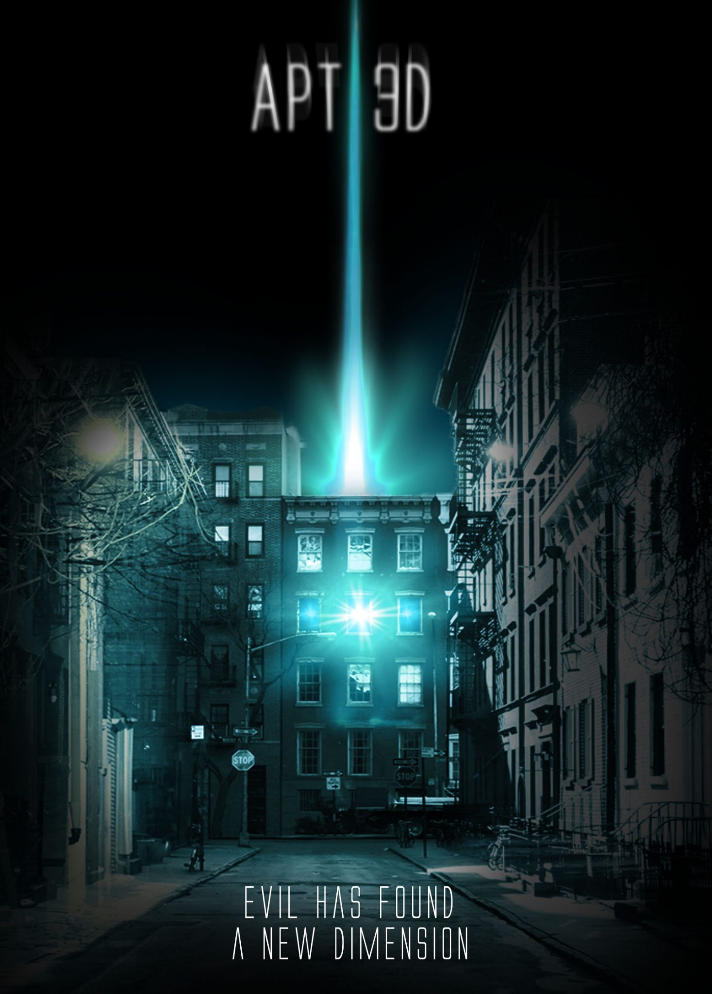 apartment 3D - Evil Finds a New Dimension in Apt 3D